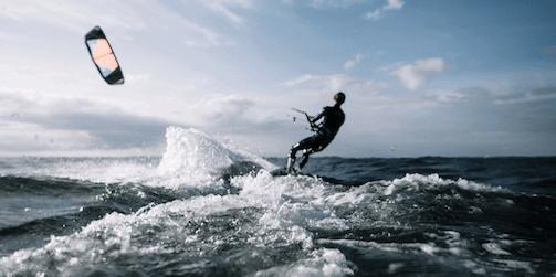Kitesurfing - Inspiration