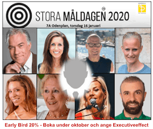 stora måldagen executiveeffect