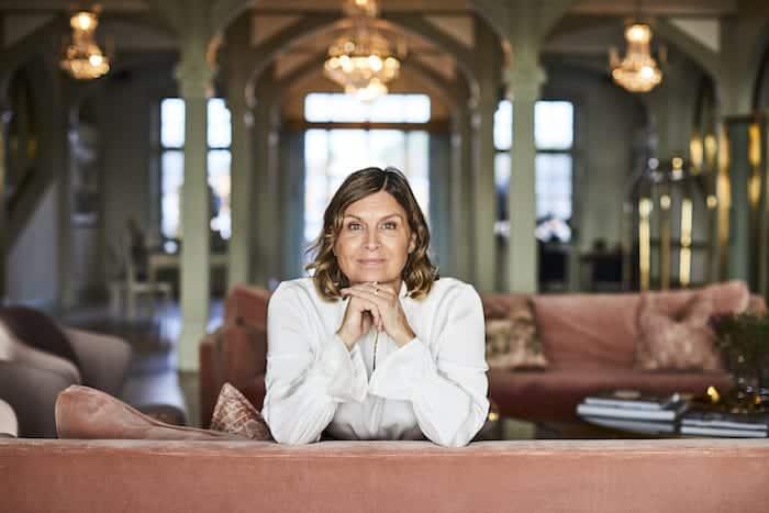 Katarina Romell, vd Grand Hotel Saltsjöbaden