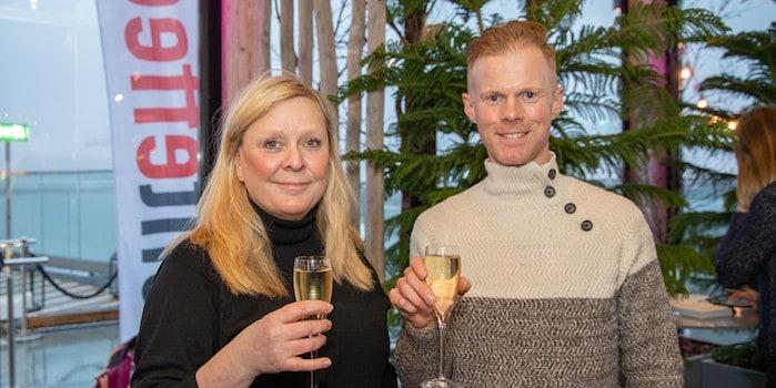 Elisabeth Formsan, Amplio Productions och Marcus Henriksson, Hovstallet. Foto: Johan Persson, photojohan