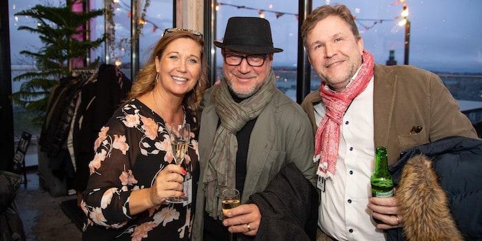 Lena Klaesson, Eventeffect med denna gång var DJ:S från Soul Train Anders Muller och Mats Molander. Foto: Johan Persson, photojohan