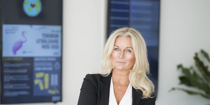 Anna Bauer Scandinavian XPO Executiveeffect