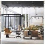 anpassa kontoret till de nya normala – men tappa inte bort foretagets identitet