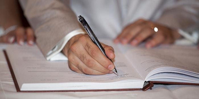 signera avtal elektroniskt