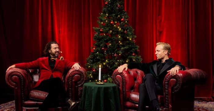 Företagsanpassad julshow