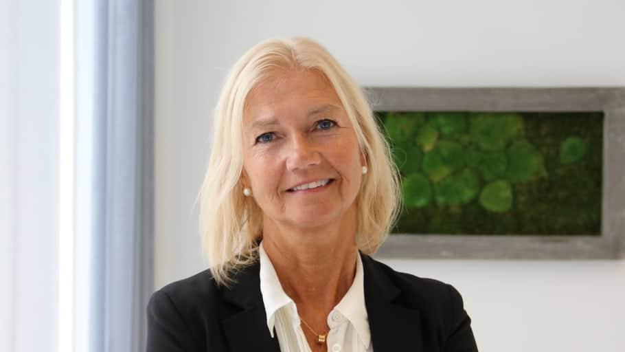 Susanne Bragée är chef för People & Culture på elnätsföretaget Ellevio