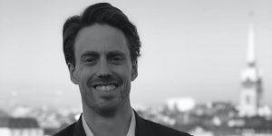 Sebastian Tham Försäljningschef Hilton Stockholm Slussen