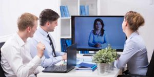 Den krypterade och autentiserade videomoteslosningen Vidicue foljer alla data och integritetsregler for kanslig information